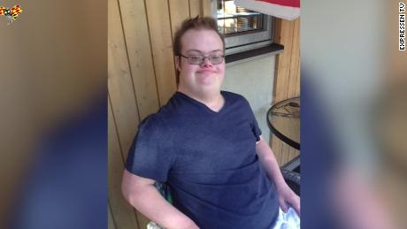 Eric Torell was diagnosed with autism and Down syndrome.