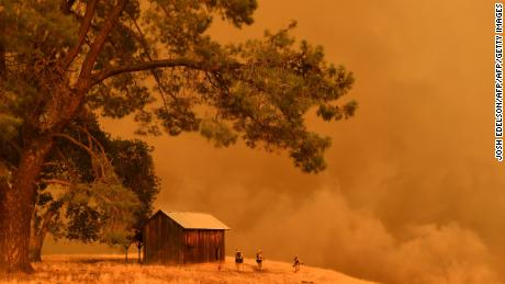 Climate change will shrink US economy and kill thousands, government report warns
