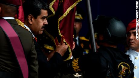 Venezuela says it has ID'd mastermind, accomplices in apparent Maduro assassination try