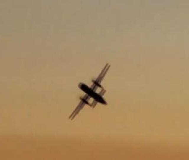 Hear Audio Leading Up To Plane Crash