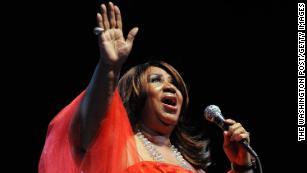 In photos: Aretha Franklin