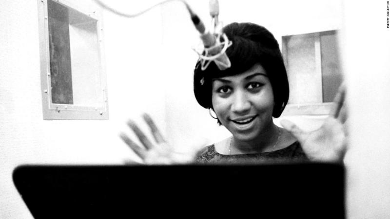 After a childhood of singing gospel music in Detroit, where her father was a minister, Franklin scored her first recording deal at age 18. In 1967 she signed with Atlantic Records, where she would record a string of hits.