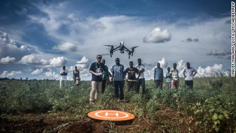 Mapping the future with Africa's first drone academy
