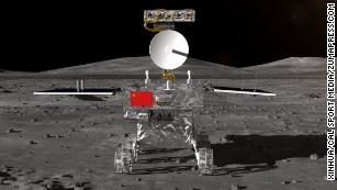 This is the rover China will send to the dark side of the moon