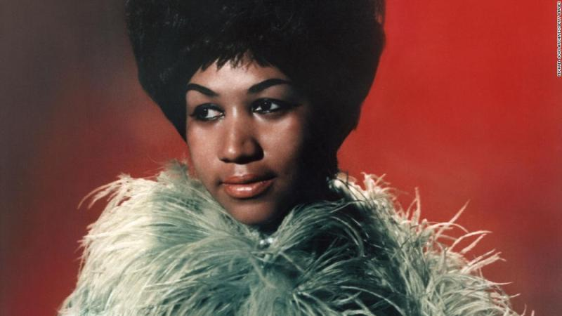 """<a href=""""https://www.cnn.com/2018/08/16/entertainment/aretha-franklin-dead/index.html"""" target=""""_blank"""">Aretha Franklin</a>, whose gospel-rooted singing and bluesy yet expansive delivery earned her the title """"the Queen of Soul,"""" died August 16, a family statement said. She was 76."""