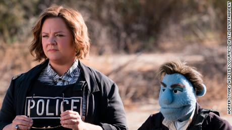 Melissa McCarthy in 'The Happytime Murders'