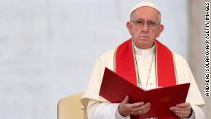 Pope on PA sex abuse report: We abandoned the little ones