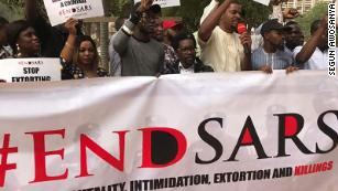 How a social media movement against police brutality prompted Nigerian government to act