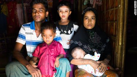Tiny reminders of rape: Rohingya mothers cradle the unwanted