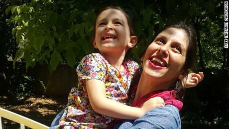 British-Iranian woman imprisoned in Tehran temporarily released