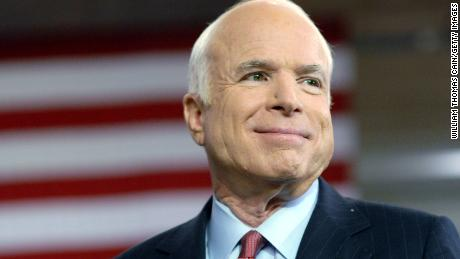 The life and character of John McCain in his own words