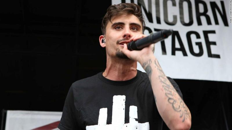 "<a href=""https://www.cnn.com/2018/08/25/entertainment/kyle-pavone-we-came-as-romans-died/index.html"" target=""_blank"">Kyle Pavone</a>, a vocalist for the rock band We Came as Romans, died August 25, according to a statement on the band's Twitter account. He was 28."
