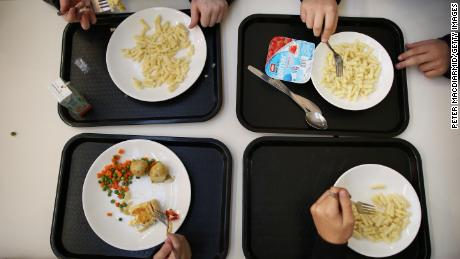 How 'holiday hunger' is haunting British families