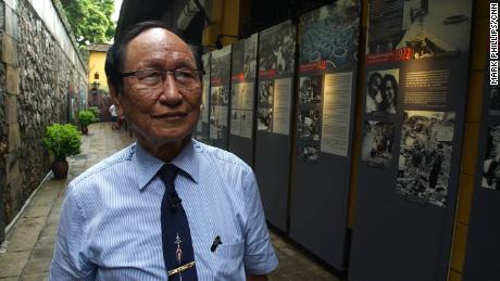 Tran Trong Duyet denies that McCain was tortured in Hoa Lo Prison, where Duyet was warden from 1968 to 1973.