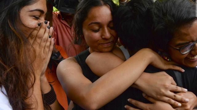 Indias Lgbt Community Reacts To Section 377 Gay Sex Ruling