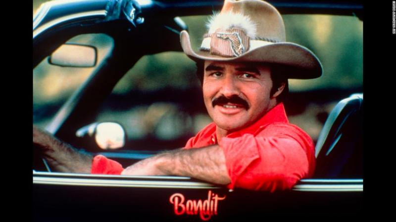 "Actor <a href=""https://www.cnn.com/2018/09/06/entertainment/burt-reynolds-has-died/index.html"" target=""_blank"">Burt Reynolds,</a> whose easygoing charms and handsome looks drew prominent roles in films such as ""Smokey and the Bandit"" and ""Boogie Nights,"" died Thursday, September 6. He was 82 years old."