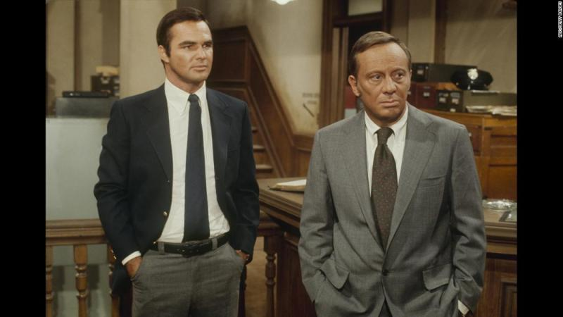 "Reynolds and Normal Fell appear in an episode of ""Dan August"" in 1970."