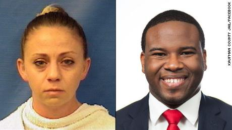 Amber Guyger is charged with killing Botham Shem Jean on September 6.