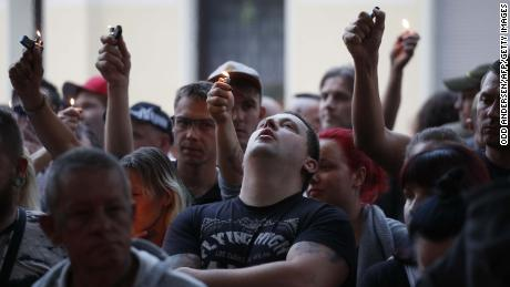 German far-right rally hears calls for violence against foreigners