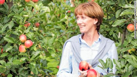 """Apple farmer Ali Capper fears a no-deal Brexit could be """"potentially catastrophic"""" for Britain's horticultural sector."""