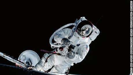 How NASA's Apollo space missions changed photographic history