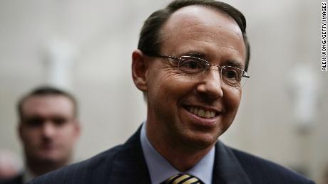 """Rosenstein bezeichnet Whitaker als """"hervorragend"""". Wahl für den stellvertretenden Generalstaatsanwalt"""