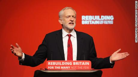 Labour Party leader, Jeremy Corbyn has touted the possibility of a general election in the UK.
