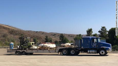 The whale bones are now at the Cooper Center, where fossils and artifacts found in Orange County are preserved for research.