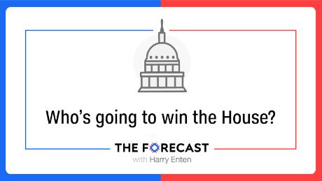 The Forecast: Democrats are still favored to win the House. But it's far from a sure thing.