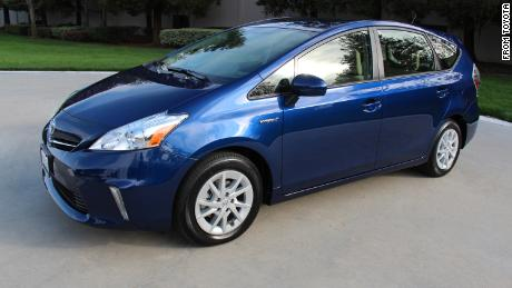Certain 2014 Toyota Prius vehicles were part of the automaker's latest recall.