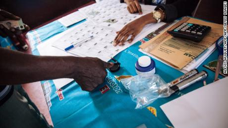 """""""We heard gunshots all through the day,"""" says Cameroon voter"""