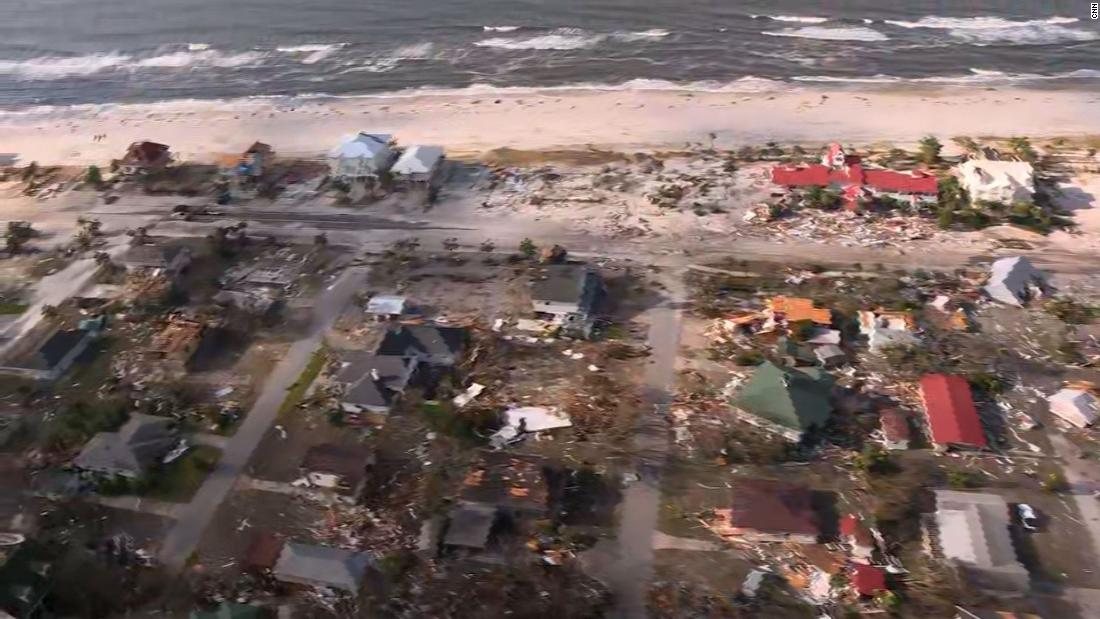 Mexico Beach Theres Nothing Left Here Anymore CNN
