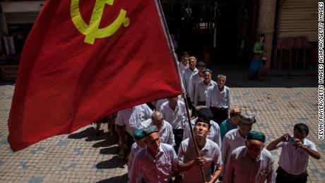 China's paranoia and oppression in Xinjiang has a long history