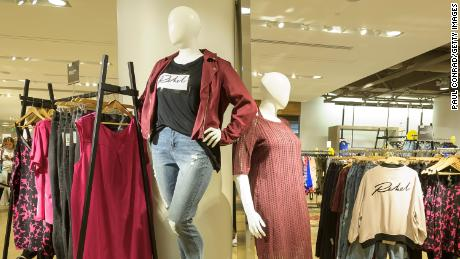 Retailers wake up to opportunity in plus-size clothing