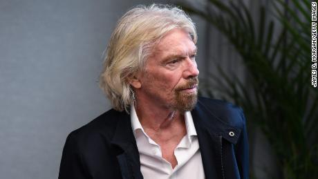 Richard Branson temporarily suspends ties with Saudi government