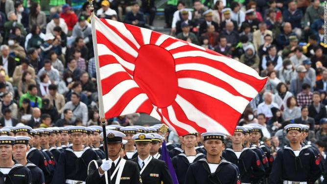 Why you're seeing more of Japan's military - CNN