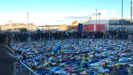 Vichai Srivaddhanaprabha: Leicester mourns 'a great human being'