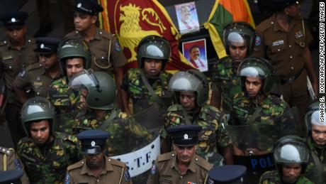 Sri Lanka constitutional crisis turns violent