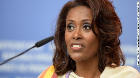 Ethiopia swears in first female Supreme Court chief