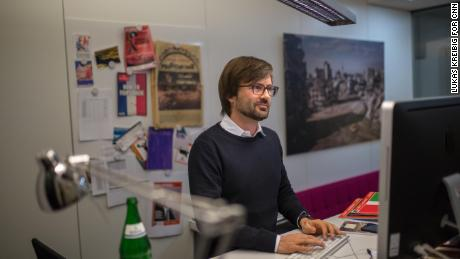 Mathieu von Rohr, Der Spiegel's deputy foreign editor, says US President Donald Trump has dominated the news cycle.