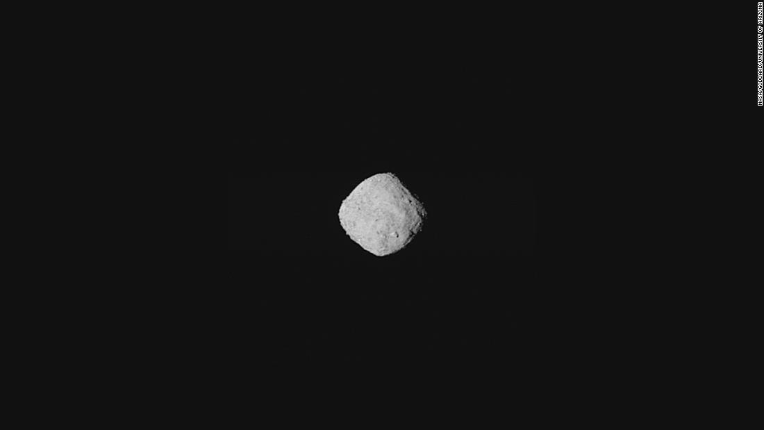 Hey, Bennu! NASA's OSIRIS-REx mission, on its way to meet the primitive asteroid Bennu, is sending back images as it gets closer to its December 3 target.