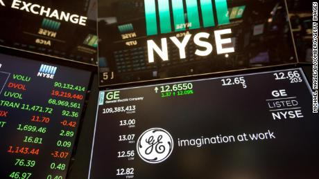 GE stock could plunge to $6, JPMorgan warns