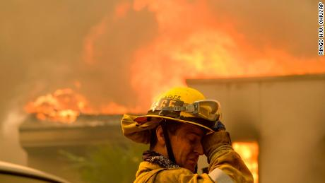 So you can help those affected by the forest fires in California
