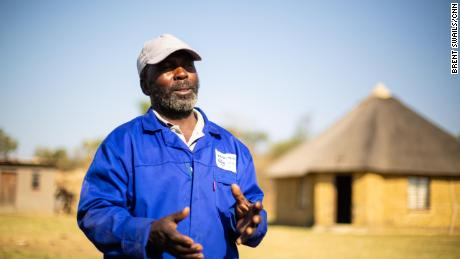 Farmers like Ndizane Khosa have used their new land to pull their families out of poverty.