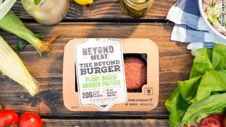 'Bleeding' plant-based burger hits growing UK vegan market