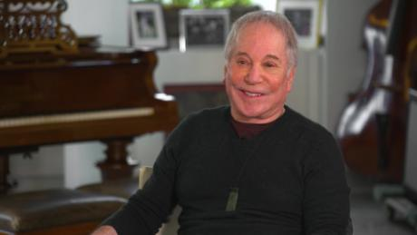 Watch part 2 of Amanpour's interview with Paul Simon