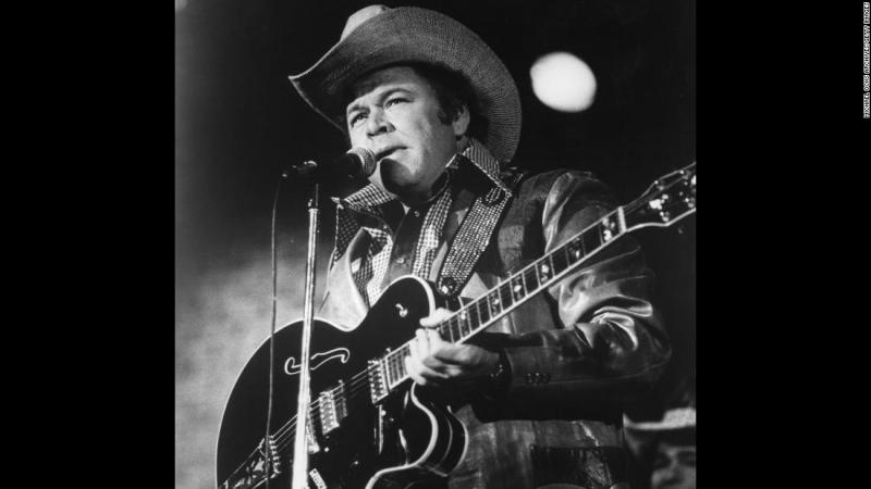 """<a href=""""https://www.cnn.com/2018/11/15/entertainment/roy-clark-dies/index.html"""" target=""""_blank"""">Roy Clark</a>, a country music star and former host of the long-running TV series """"Hee Haw,"""" died Thursday, November 15, his publicist told CNN. He was 85."""