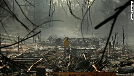 President Trump is wrong about wildfire prevention