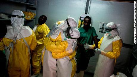 Premier essai de ce type dans le traitement du virus Ebola au Congo, l'épidémie dépasse les 400 cas