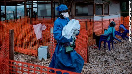 El brote de ébola en el Congo es el segundo más grande, el segundo más letal